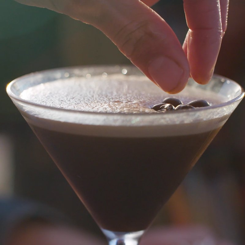 Video Production Company Bristol Bath Matthew Clark Drinks Brand Film Espresso Martini