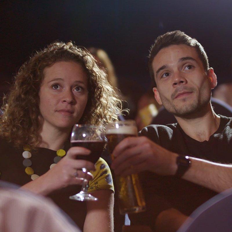 Video Production Company Bristol Bath Matthew Clark Drinks Brand Film Cinema