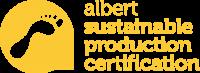 Albert Sustainable Video Production Bristol Logo